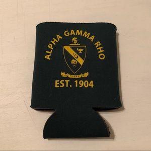 Other - Alpha Gamma Rho Can Hugger Koozie